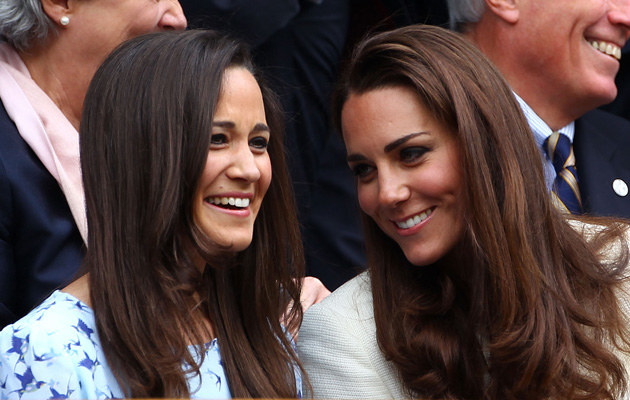 Pippa Middleton zasłynęła dzięki swojej siostrze Kate /Clive Brunskill /Getty Images