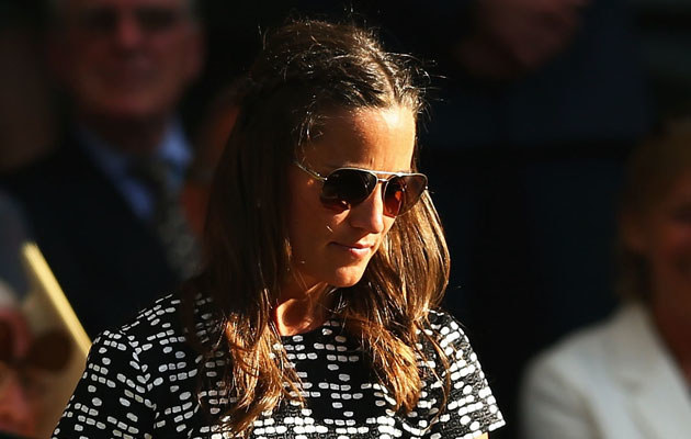 Pippa Middleton /- /Getty Images