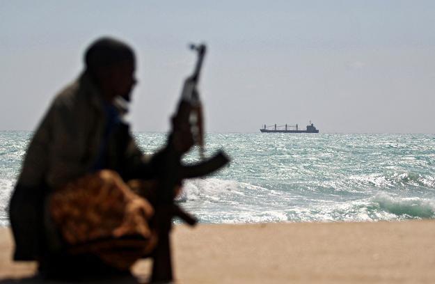 Piraci grożą, że zabiją zakładników /AFP