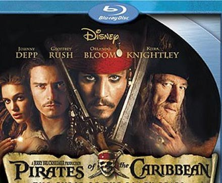 """""""Piraci"""" wydani zostali w formacie Blu-ray /"""