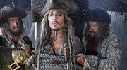 """""""Piraci z Karaibów 5"""": Jest pierwsze zdjęcie Johnny'ego Deppa"""