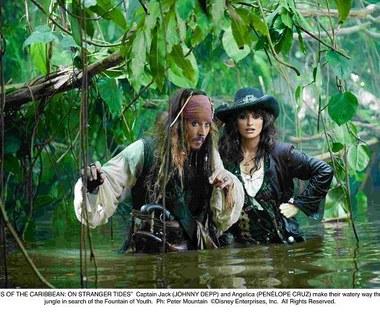 """""""Piraci z Karaibów: Na nieznanych wodach"""""""