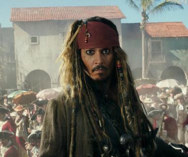 """""""Piraci z Karaibów. Zemsta Salazara"""" [recenzja]: Klątwa Deppa"""