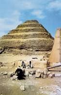 Piramida Dżesera w Sakkarze /Encyklopedia Internautica