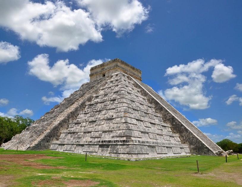 Piramida Kukulkana /123RF/PICSEL