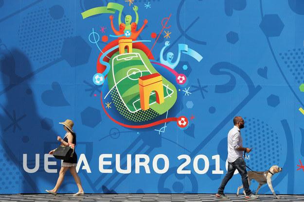 Pirat próbował zarobić na Euro 2016 /AFP