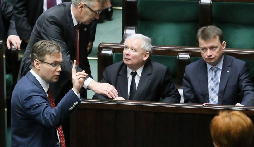 PiS chce, by NIK sprawdziła wydatki na portal Emp@tia. /Paweł Supernak /PAP