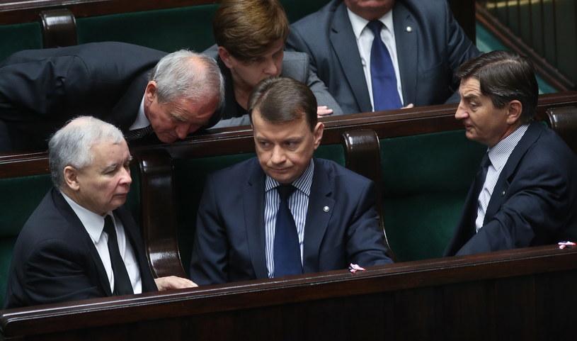 PiS domaga się wyjaśnień /Rafał Guz /PAP