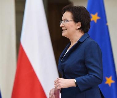 PiS o nowym rządzie: Będzie słaby, w składzie przyjaciółki Ewy Kopacz
