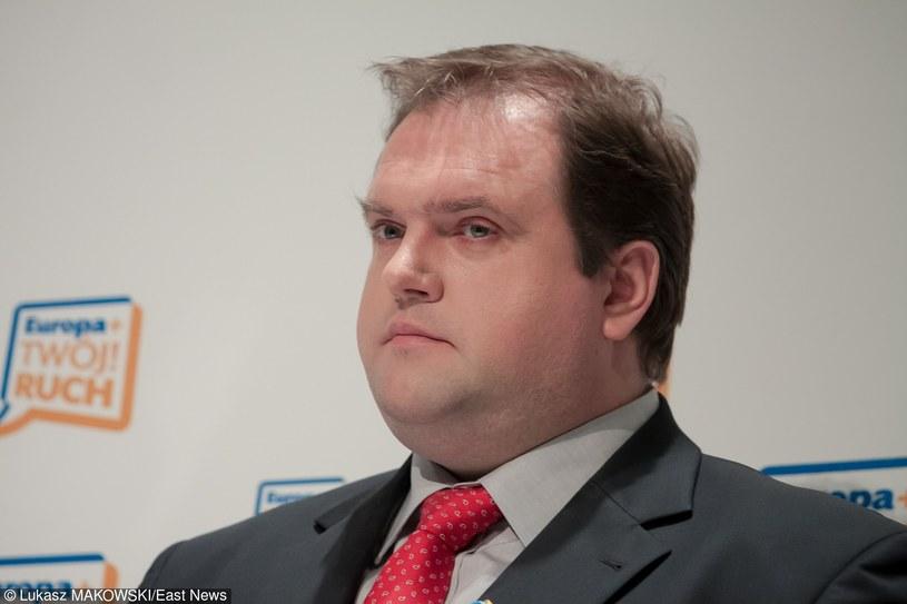 PiS twierdzi, że gdy stolicą rządził Paweł Piskorski, panował korupcyjny układ /Łukasz Makowski /East News