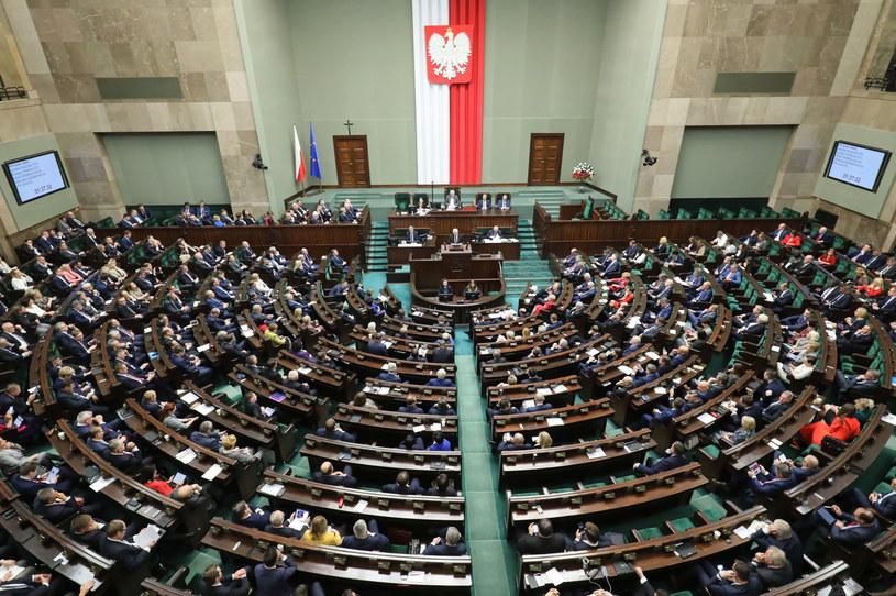PiS wycofało z Sejmu projekt ustawy ws. zniesienia 30-krotności składki na ZUS /Paweł Supernak /PAP