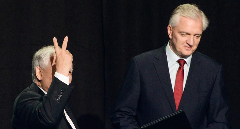PiS zawarło porozumienie z Solidarną Polską i Polską Razem. /Jakub Kamiński   /PAP