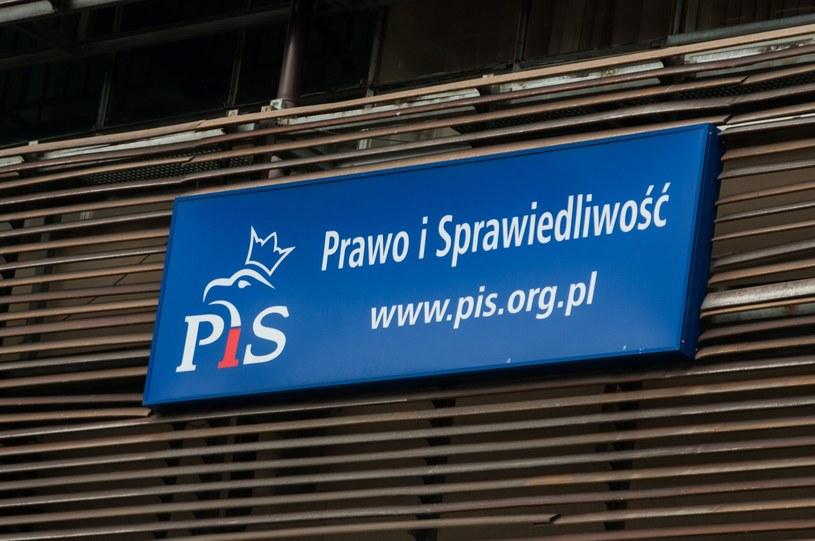 PiS /Artur Zawadzki /Reporter