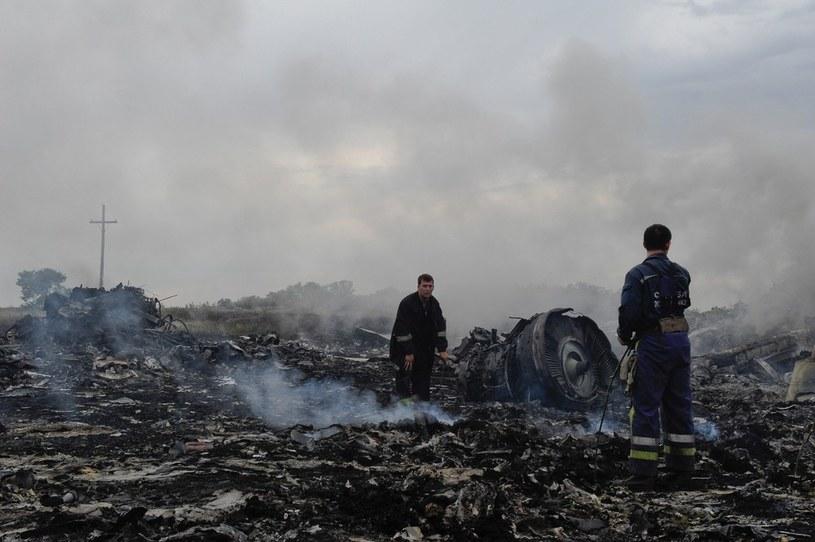 Pisanie o zestrzelonym samolocie kosztowało Grzegorza Szymanika wiele emocji. /East News