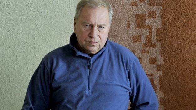 Pisanie to było moje niespełnione marzenie - wyznaje Jerzy Stuhr / fot. Mieszko Piętka /AKPA