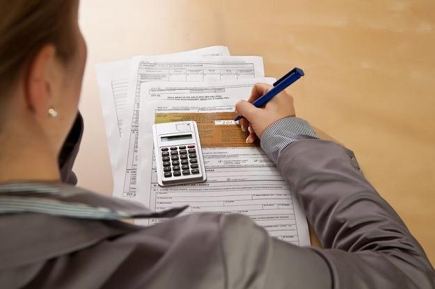 PIT 2012 można zanieść do urzędu skarbowego, nadać w placówce pocztowej lub przesłać przez internet /©123RF/PICSEL