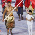 Pita Taufatofua zbiera pieniądze na przyjazd na igrzyska w Pjongczangu