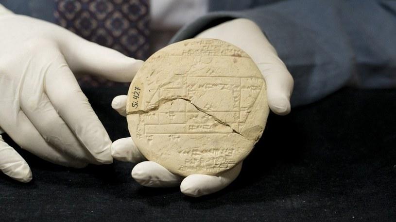 Pitagoras nie był pierwszy. Oto  najstarszy znany przykład stosowania trygonometrii /Geekweek