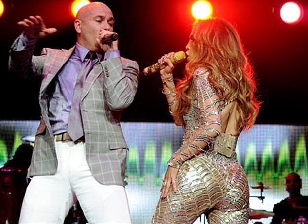 Pitbull i Jennifer Lopez /Getty Images/Flash Press Media