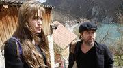 Pitt i Jolie wrócili z Bośni