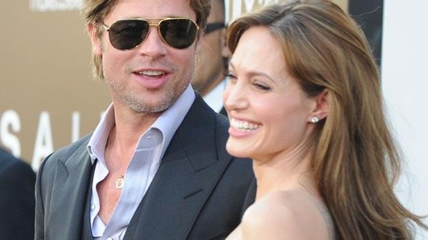 """Pitt i Jolie zagrali się już w 2005 roku na planie """"Pana i pani Smith"""" - fot. Jason Merritt /Getty Images/Flash Press Media"""
