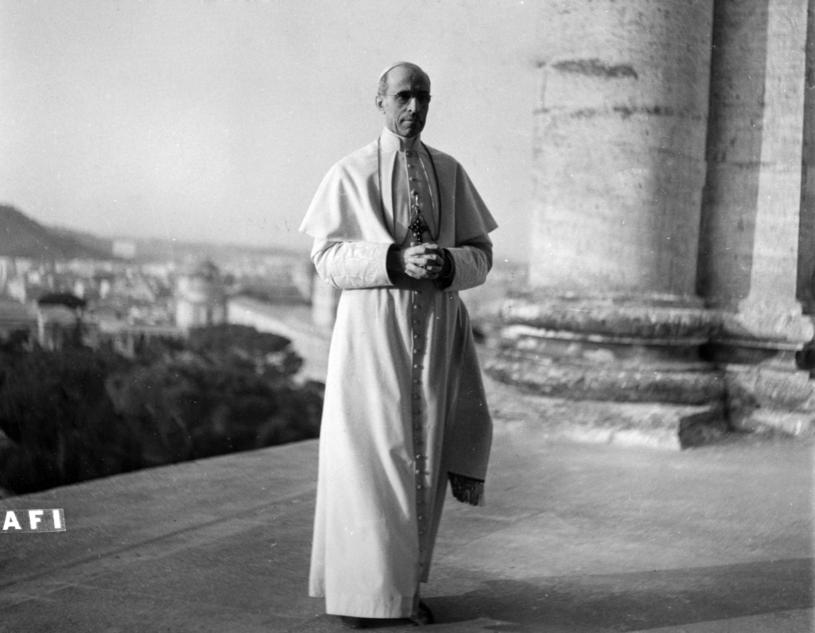 Pius XII /Sueddeutsche Zeitung Photo   /Agencja FORUM