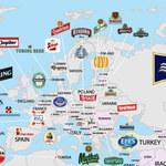 Piwna mapa świata - jakie browary są najpopularniejsze?