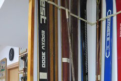Piwniczna: Cenna kolekcja nart. Najstarsze pochodzą z XVIII wieku