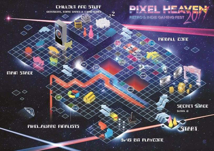 Pixel Heaven /materiały prasowe