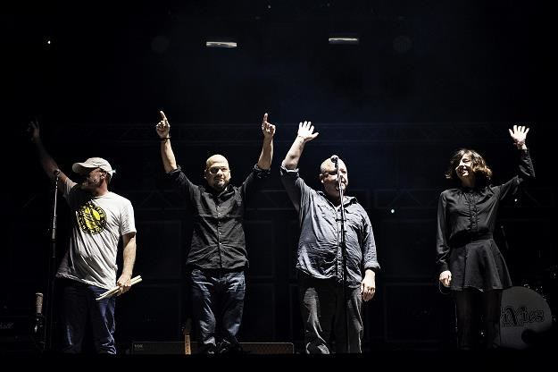 Pixies w Barcelonie fot. Eric Pamies /materiały prasowe