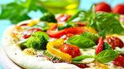 Pizza brokułowa z cukinią