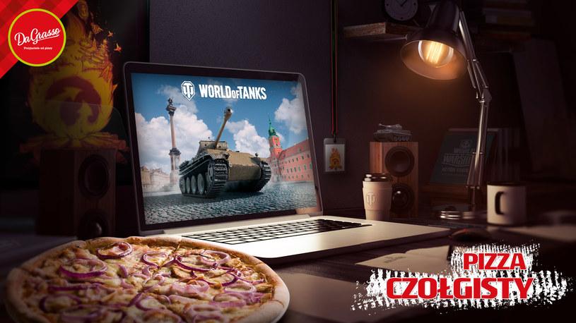 Pizza Czołgisty 2.0 /materiały prasowe