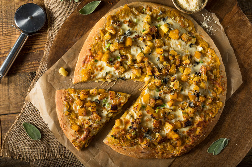 Pizza dyniowa /123RF/PICSEL