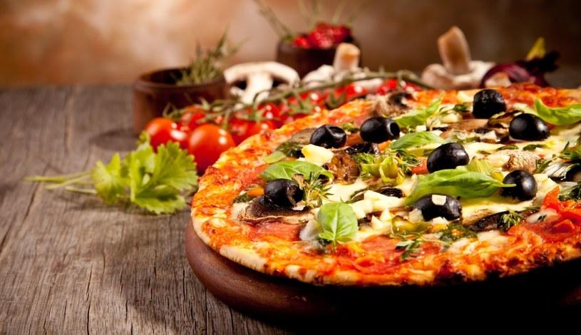 Pizza to włoski przysmak /©123RF/PICSEL