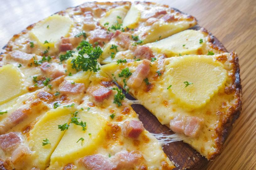 Pizza ziemniaczana /123RF/PICSEL