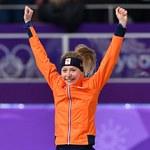 Pjongczang 2018. Esmee Visser wygrała bieg na 5000 m w łyżwiarstwie szybkim