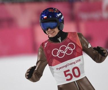 Pjongczang 2018. Trzy podia Kamila Stocha w treningach na dużym obiekcie olimpijskim