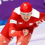 Pjongczang: 9. miejsce Czerwonki w łyżwiarstwie szybkim. Wuest ze złotem