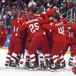 Pjongczang. Triumf Olimpijczyków z Rosji w finale hokeja na lodzie
