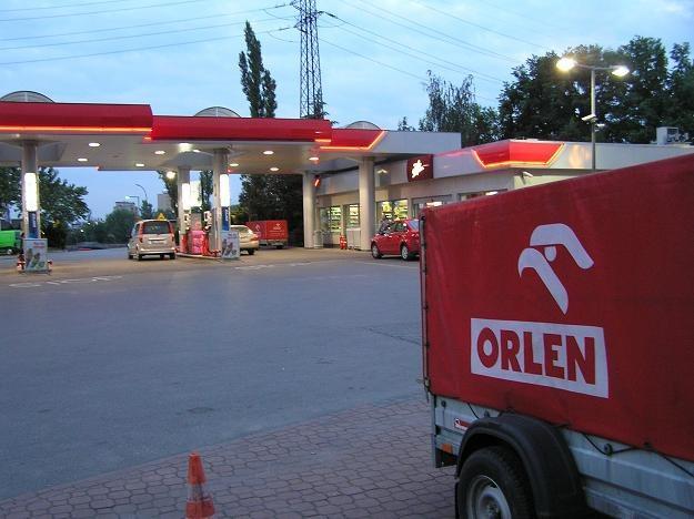 PKN Orlen chce wejść na rynek estoński. Fot. Krzysztof Mrówka /INTERIA.PL