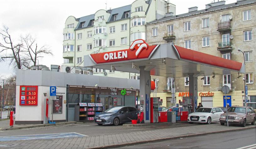 PKN Orlen jeszcze w tym roku zamierza uruchomić 500 automatów paczkowych /Marek Bazak /East News