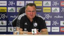 PKO BP Ekstraklasa. Legia-Raków (2-3). Czesław Michniewicz: Byliśmy nieskuteczni. Wideo
