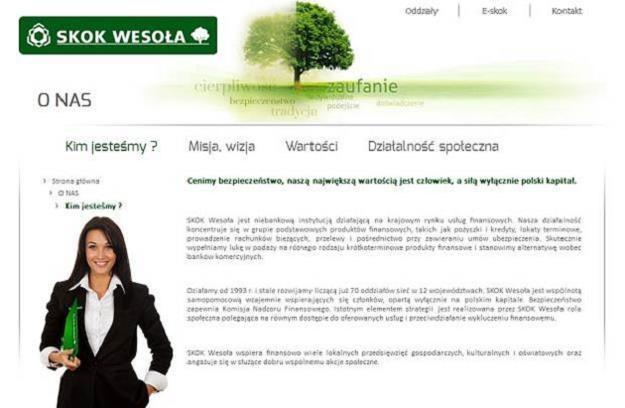 PKO BP przejmuje SKOK Wesoła /Informacja prasowa