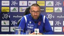 PKO Ekstraklasa. Legia-Raków (2-3). Marek Papszun: Musimy dokładać cegiełkę do cegiełki. Wideo