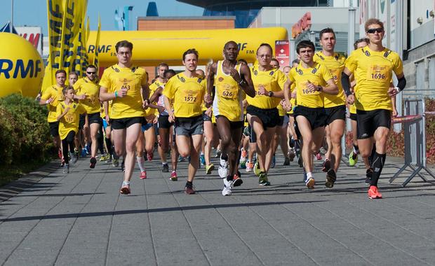 PKO Silesia Marathon: Za nami Mini marathon o Puchar Radia RMF FM
