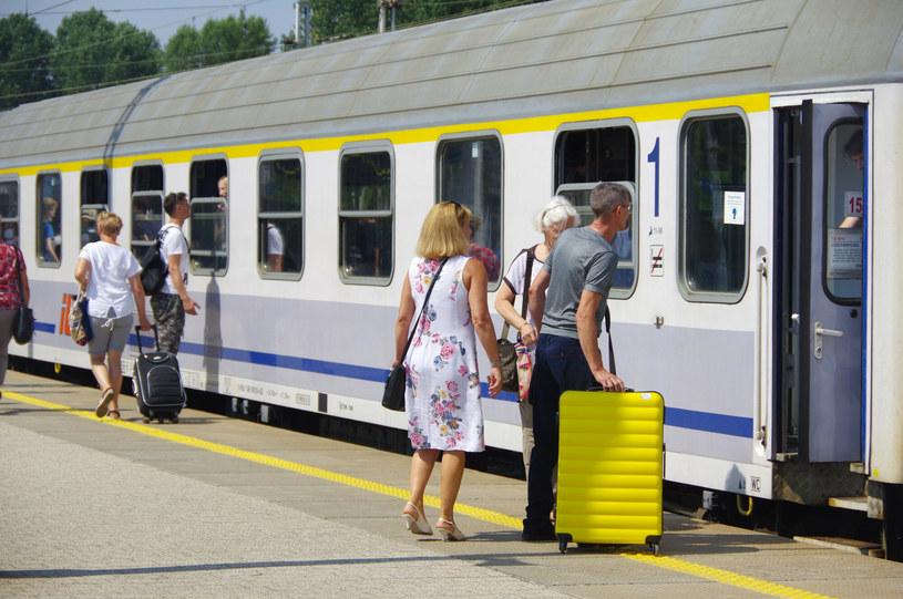 PKP Intercity i inni przewoźnicy kolejowi zmienią swój rozkład jazdy od 29 sierpnia /Marek Bazak /East News