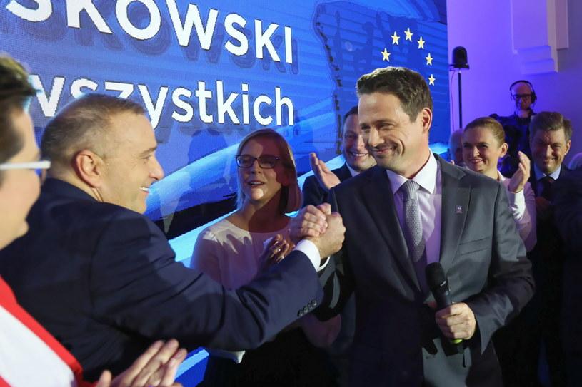 PKW podała oficjalne wyniki wyborów na prezydenta stolicy /Leszek Szymański /PAP
