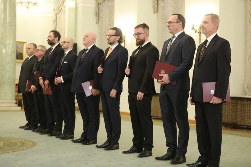 PKW w nowym składzie /Piotr Molecki /East News