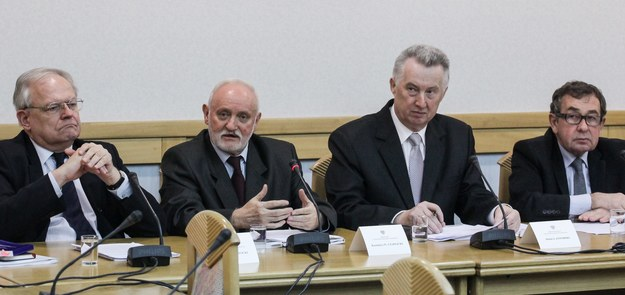 PKW wizytowała rosyjską CKW /Paweł Supernak /PAP