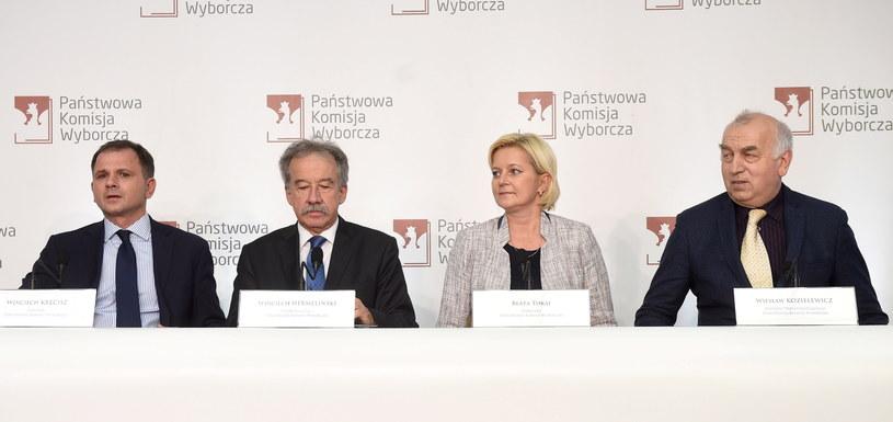 PKW /Radek Pietruszka /PAP